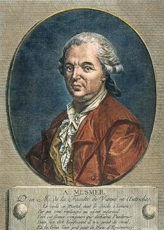 История гипноза. Месмер