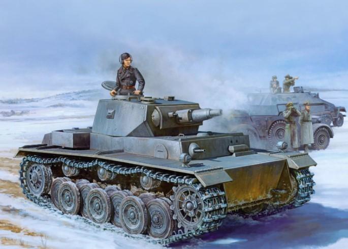 танк т1