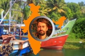 Аллеппи город сказка. Индийская Венеция. Райский штат Керала