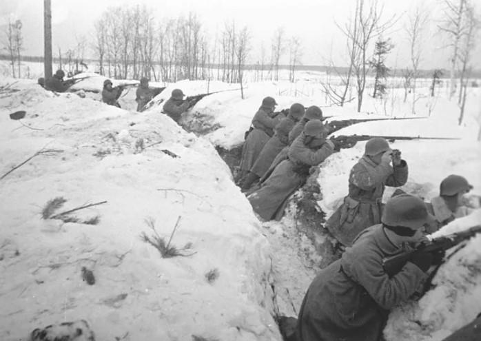 Зимняя война началась 30 ноября 1939 года