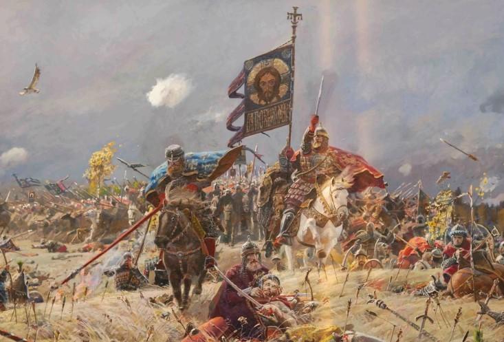 татаро-монгольское иго, монгольское иго, ордынское иго — система политической и даннической зависимости русских княжеств