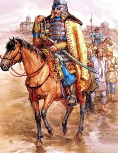 История Киевской Руси полна множеством случаев, когда ее князья, управлявшие разными городами, сражались между собой за право владеть бо́льшей территорией