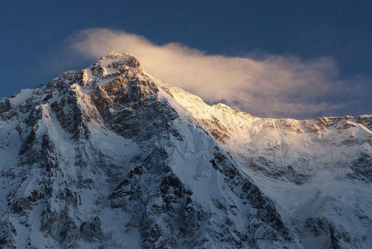 гора Нанда Парбат