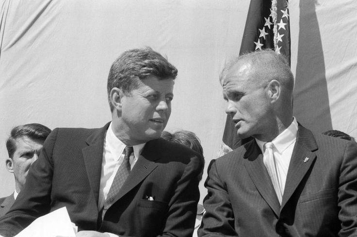 Кенеди с советником