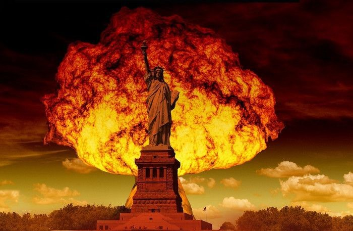 ядерная война с США