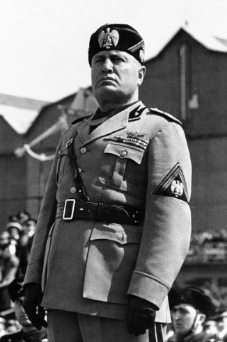 Национал-социализм Муссолини