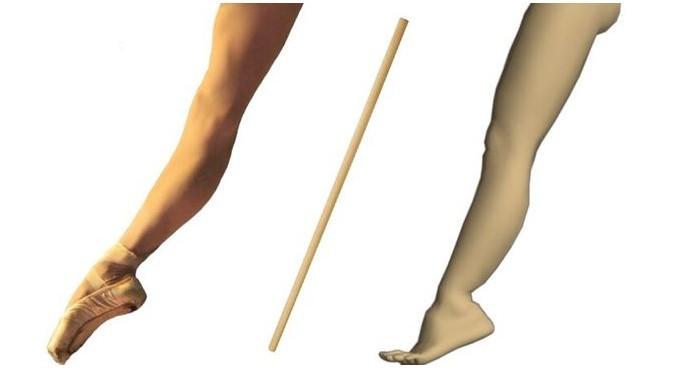 Нога-посох