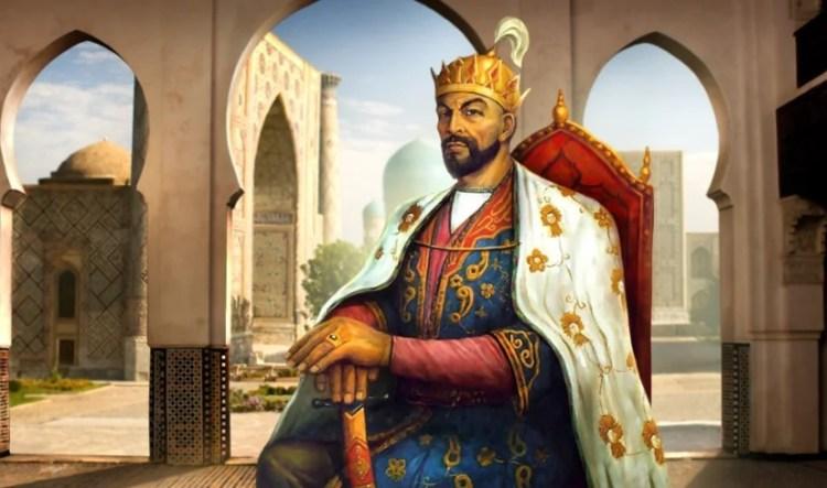 Тимур великий полководец