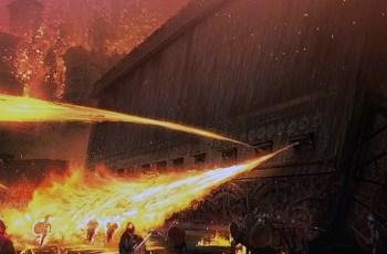 Греческий Огонь. Тайна Огнемета Древнего Мира