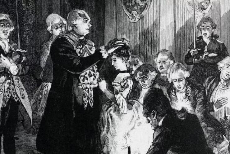 Алесса́ндро Калио́стро, граф Калиостро