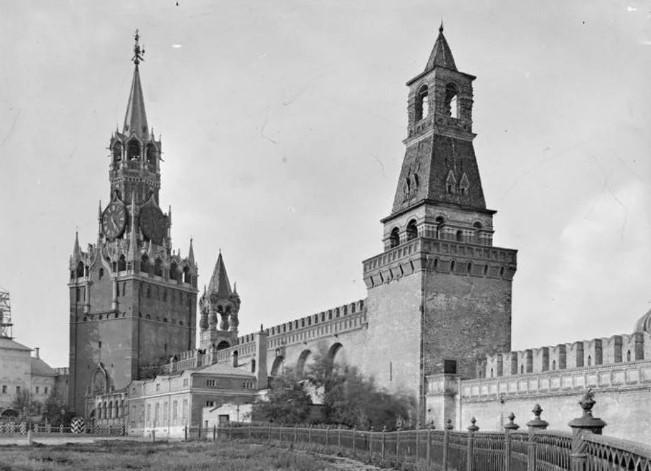 кремль москвы