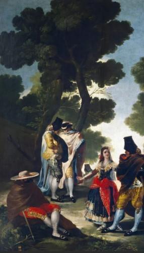 Франсиско Гойи картина