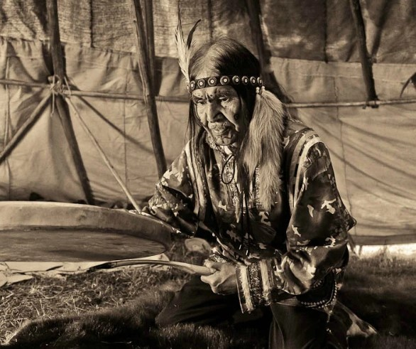 шаманы золотой бабы