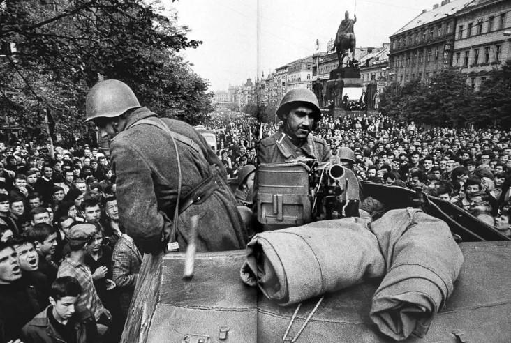 Пражская Весна 1968 и румыны