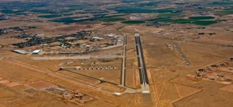 база где НЛО США