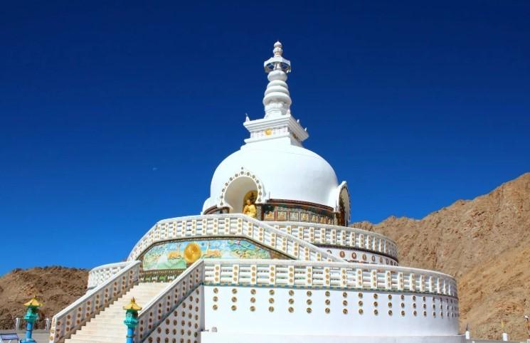 Ступы в Буддизме Религиозные Сооружения Чистая Энергия