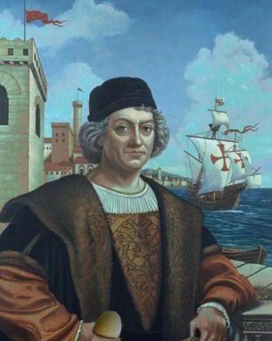 скиталец Христофор Колумб
