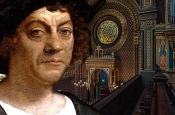 Христофор Колумб - Мореплаватель Был Евреем Мараном