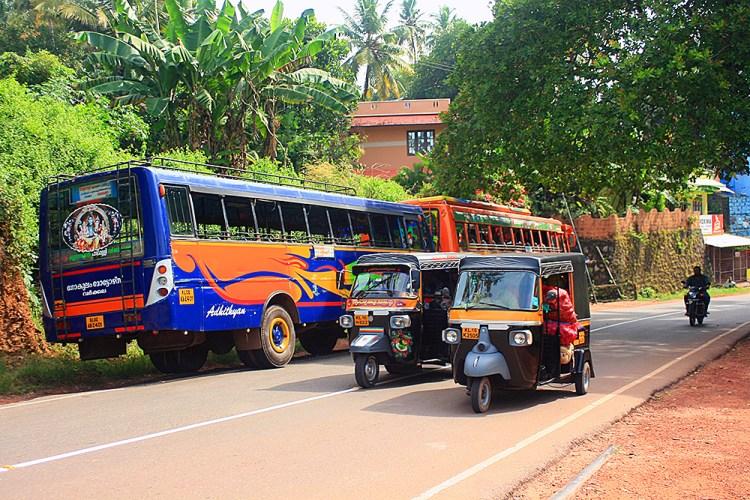Варкала Штат Керала. Впечатления. Развлечения. Еда. Жилье