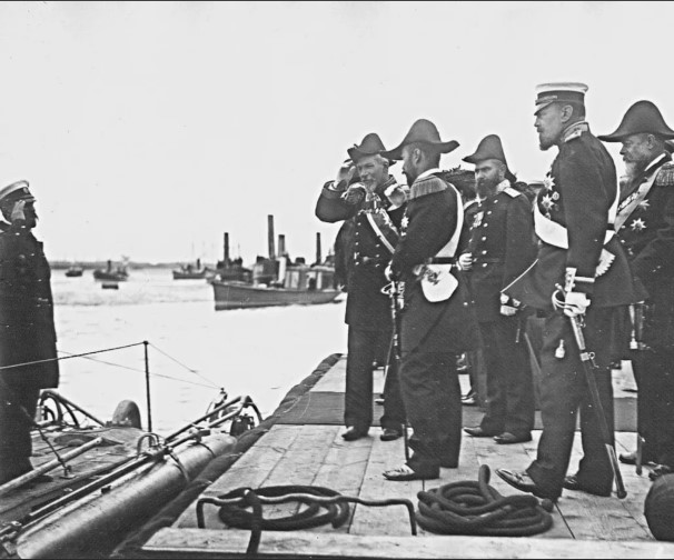 подводные лодки начала 20 века