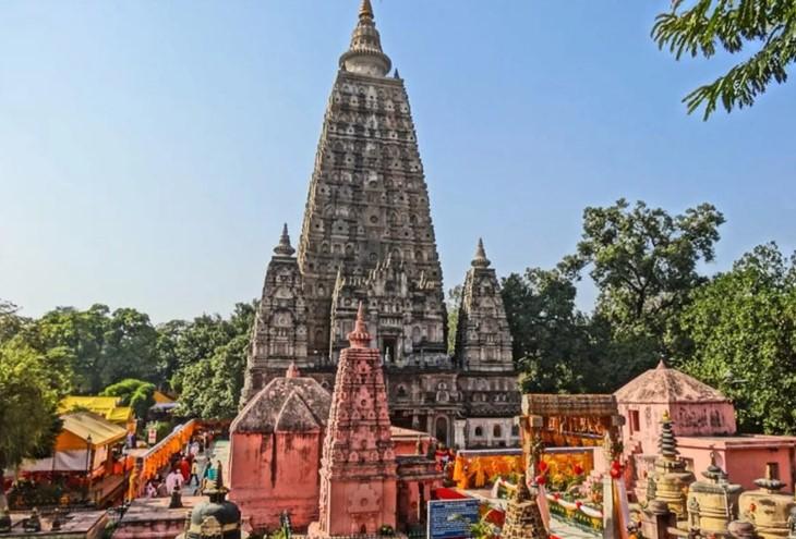 храмовый комплекс Махабодхи