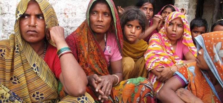 Неприкасаемые каста в Индии