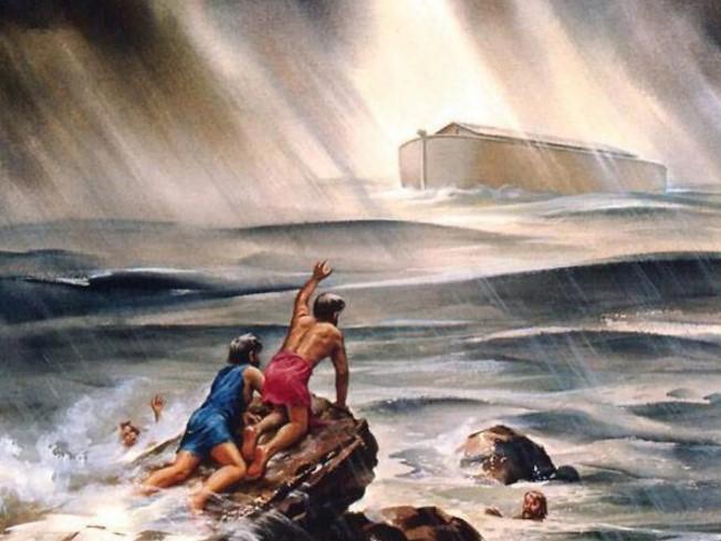 Когда Был Всемирный Потоп. Обзор Возможных Событий