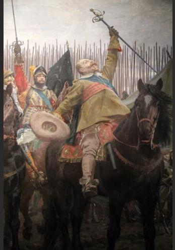 шведский король завоеватель России