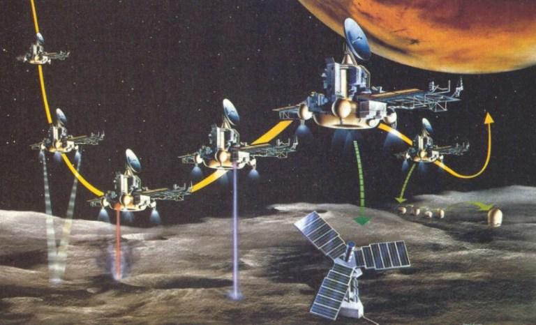 Фобос-2 советская станция неожиданно пропала с земных радаров