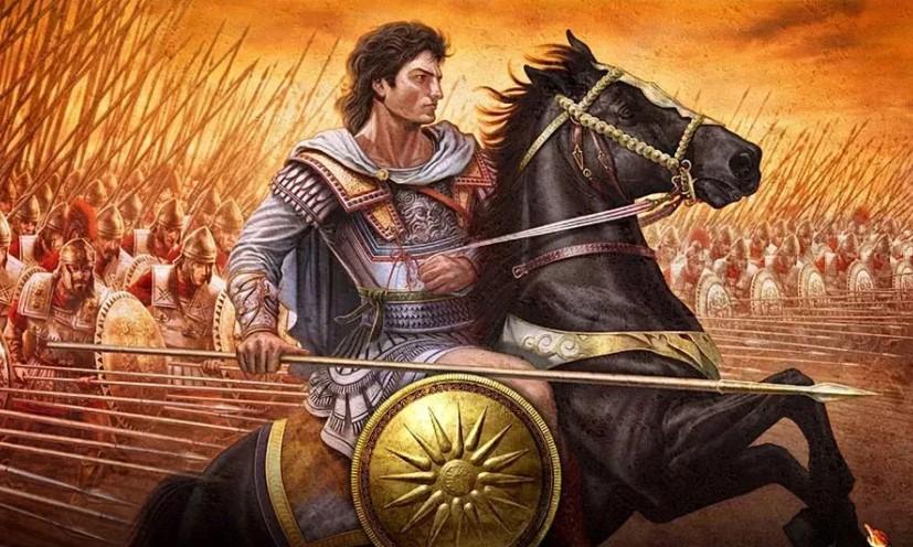 Потомки воинов Македонского. Наиболее известные из них...