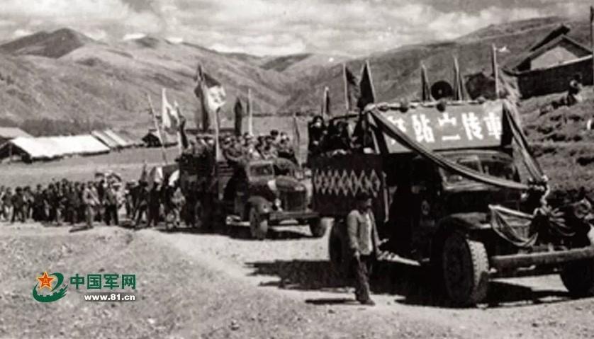 Китай и Тибет