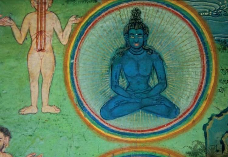 Будда Самантабхадра