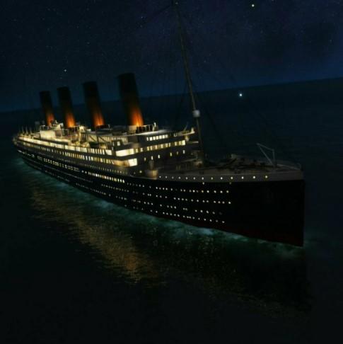Можно ли было спасти Титаник. Судно подходило все ближе...