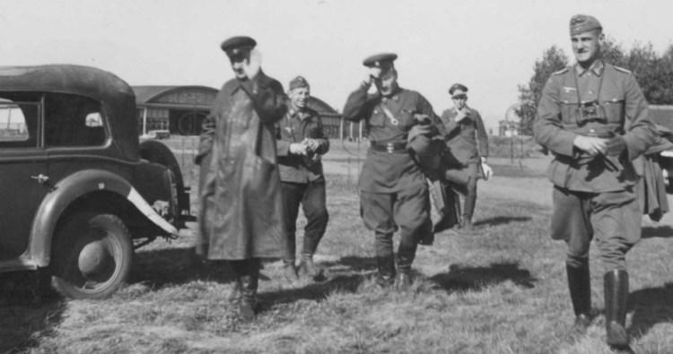 Советские Генералы  в плену у немцев