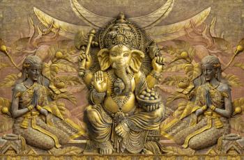 Ганеша Бог Мудрости в Индуизме. Обзор