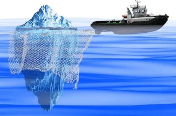 Вода из айсбергов Антарктиды. Проект транспортировки льда