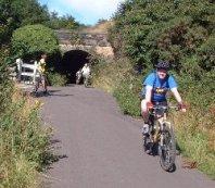 Innocent Railway Tunnel at Arthurs Seat