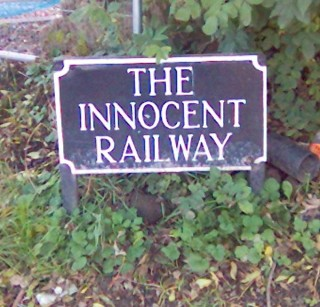 The start of the Innocent Railway