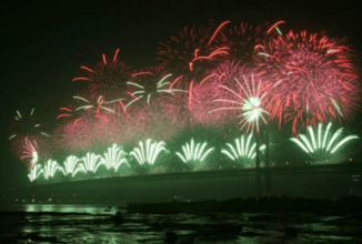 Forth Road Bridge 50th Anniversary celebrations