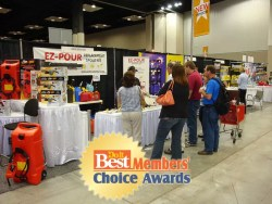 Thank you for the fantastic turnout to the Do-It Best May Market Show in 2013!