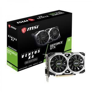 MSI-GTX-1650-Ventus-XS-OC-4GB