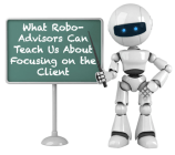 Robo-Advisor Teaches Us About Client
