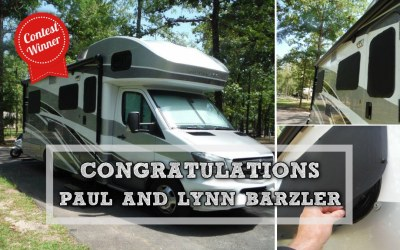 Congratulations To Our Latest 'Win Your Purchase' Contest Winner