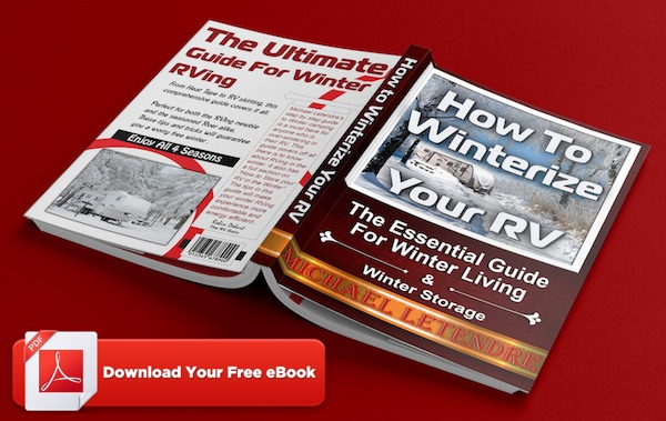 How to Winterize Your RV eBook Download