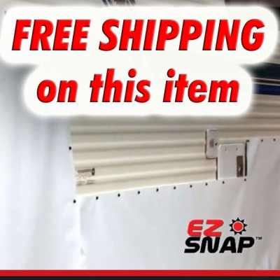 RV Side Skirting Free Shipping