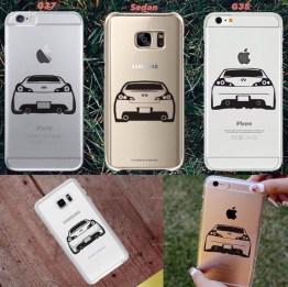 Infiniti Phone Cases