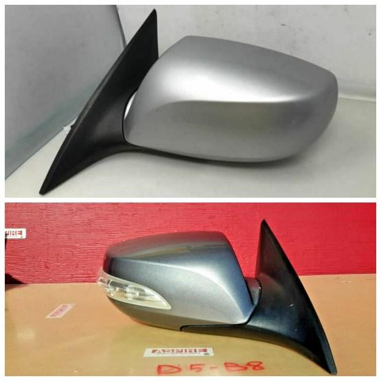 Hyundai Genesis carbon fiber mirror covers