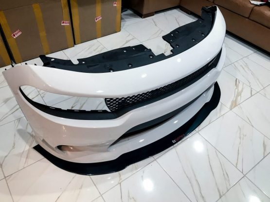 Charger GT 19-20 front splitter