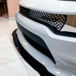 Charger GT front splitter