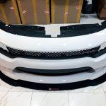Dodge Charger GT 19-20 front splitter